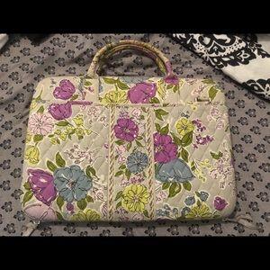 VERA BRADLEY laptop case/bag
